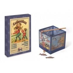 Colección Cayro La pesca