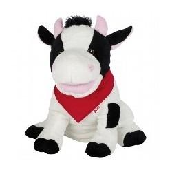 Marioneta de mano Vaca Carry