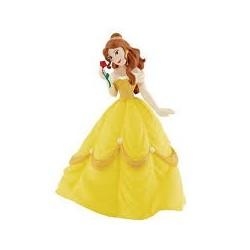 Figura Disney La Bella y la Bestia. Princesa Bella