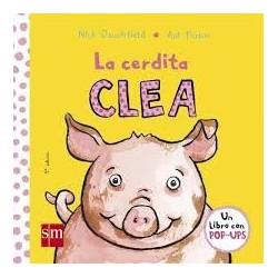 La cerdita Clea. Pop-Ups
