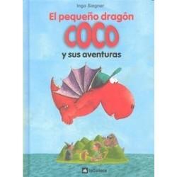 El pequeño dragón Coco y sus aventuras. Nº1