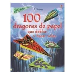 100 aviones de papel que doblar y hacer volar