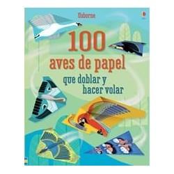 100 naves espaciales de papel que doblar y hacer volar