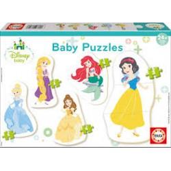 Puzzle Educa progresivo. 5 baby puzzles Disney Animales