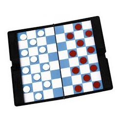 Backgammon magnético
