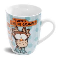 Taza. Necesito café!!