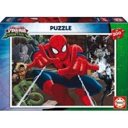 Puzzle Educa de 200 piezas Aldeas infantiles SOS