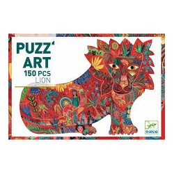 Puzzle Art 350 piezas Caballito de mar