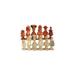 Fichas de ajedrez El Quijote