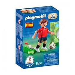Playmobil 9517 Jugador fútbol- España