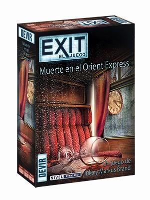 Exit 8. Muerte en el Orient Express