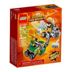 Lego Héroes 76089 Spider Vs Scarlet