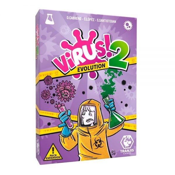 Virus 2 Evolution