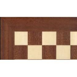 Tablero de ajedrez Diagonal Sapelli