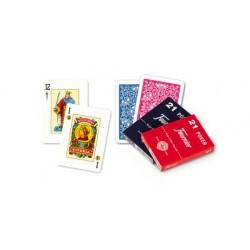 Cartas poker español Nº 21