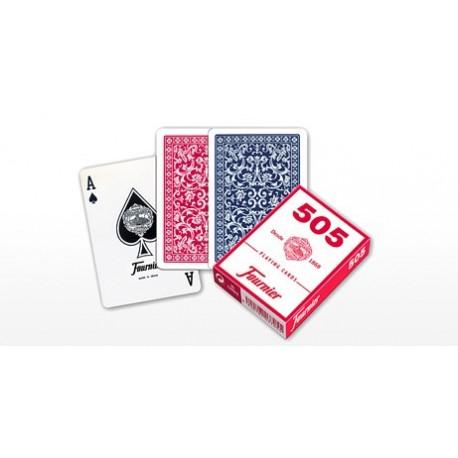 Cartas poker 505 Marcadas