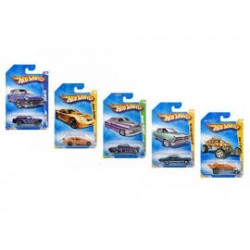 Set de coches Hotwheels