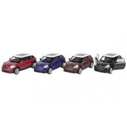 Coche metal Mini escala 1:34