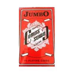 Cartas poker Jumbo Comas