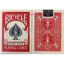 Cartas poker Bicycle doble dorso
