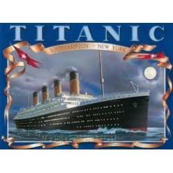 Puzzle Clementoni de 1500 piezas Titanic