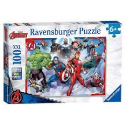 Puzzle Ravensburger de 100 piezas XXL Bajo los dinosaurios