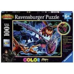Puzzle Ravensburger de 100 piezas XXL Marvel