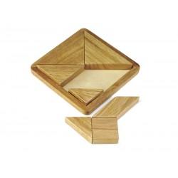Tangram madera