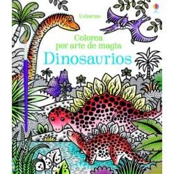 Pasatiempos y juegos para pequeñines. Dinosaurios