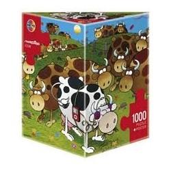Puzzle Heye 1000 Cow