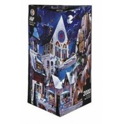 Puzzle Heye 2000 Castle of horror