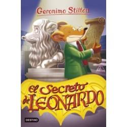 GS 75: EL SECRETO DE LEONARDO GERONIMO STILTON