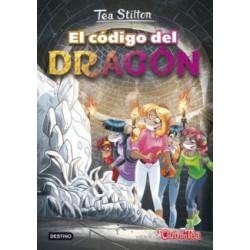 TEA STILTON 1: EL CODIGO DEL DRAGON TEA STILTON