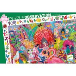 Puzzle de Observación de 200 piezas. Aéreo Club