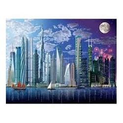 Puzzle Ravensburger de 2000 piezas Venecia de noche