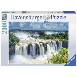 Puzzle Ravensburger de 2000 piezas París por la noche