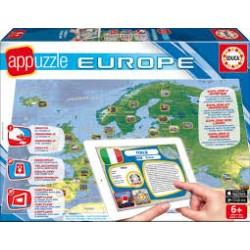 Puzzle Ravensburguer 2 x 100 piezas. Península ibérica