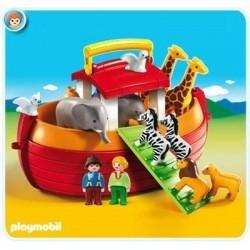 Playmobil 6765 1.2.3 Arca de Noe