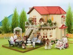 Sylvanian Families 2752  Casa ciudad con luces